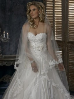 Applique Sposa veli