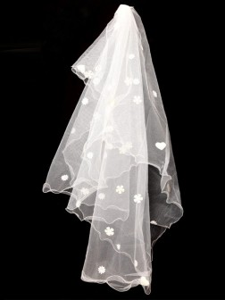 Applique Rete Sposa veli