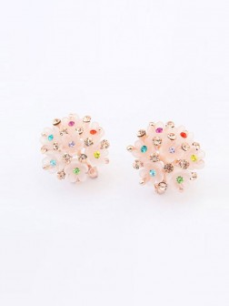 Occidente All-match Floret Ear Clip
